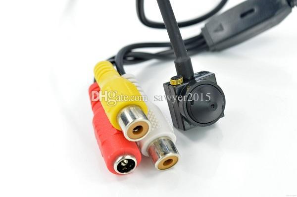 Mini pinhole cameras Cone Shape 3.7mm 1.4inch 5MP HD 600TVL Camera Audio Wired Camera Mini CCTV camera home Security Surveilance camcorder