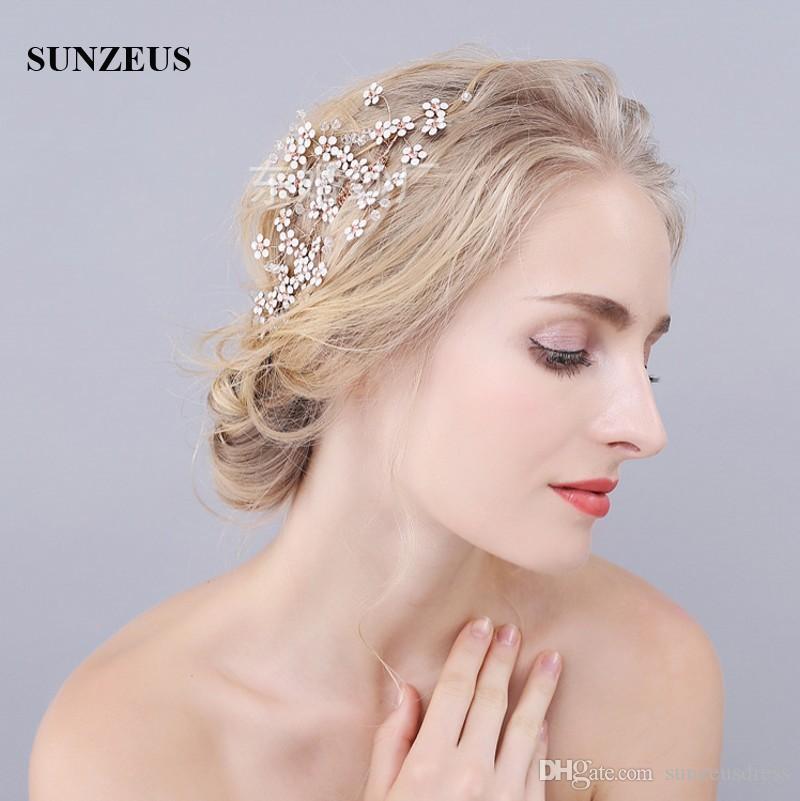 Pettini da sposa vintage di alta qualità con pettini da sposa di alta qualità