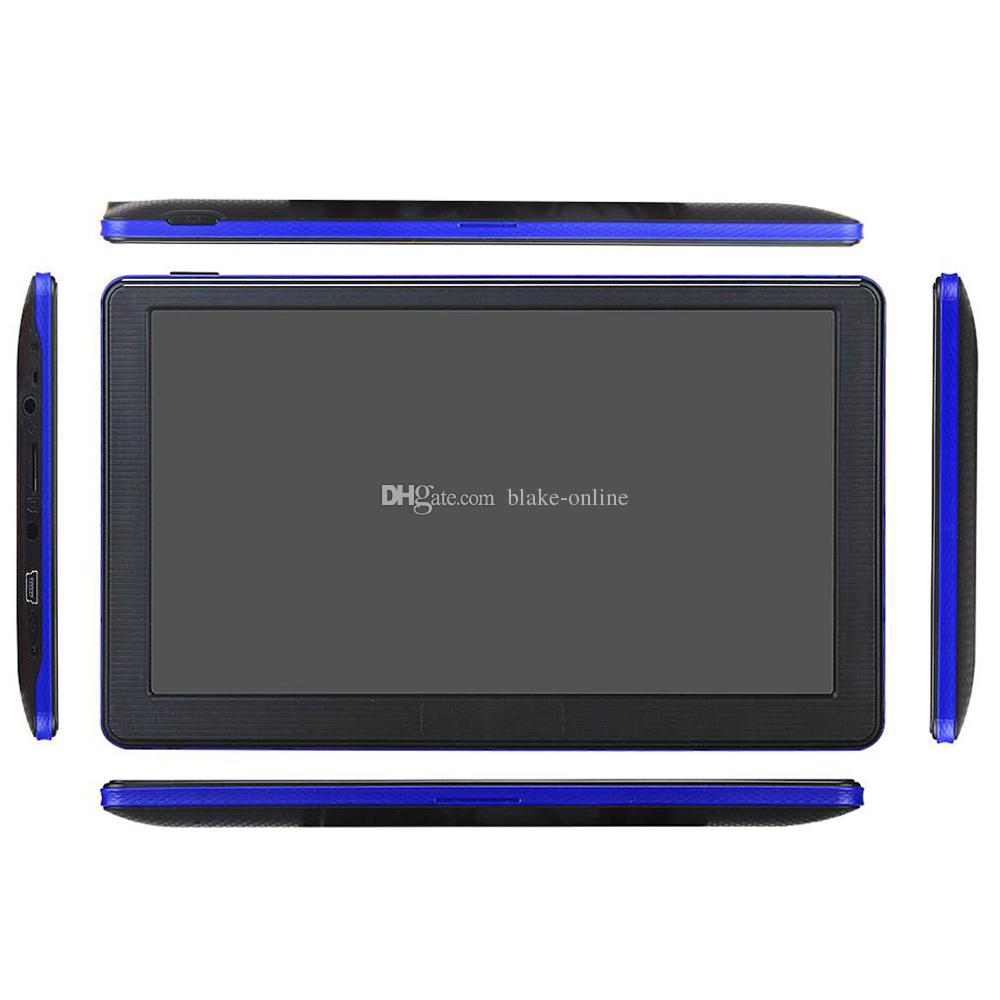 7 inch HD Capacitive Car Truck GPS Navigation MP3/MP4 FM Transmitter 8GB 3D Maps Navigation Device