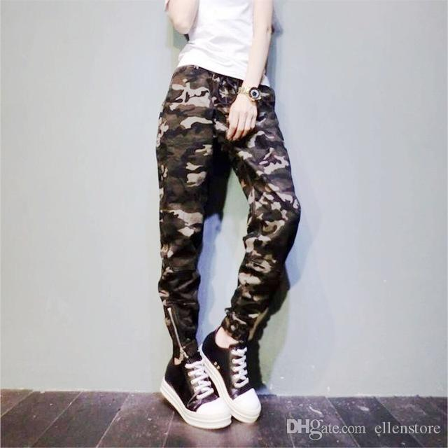 Acheter Femme Femme Harem Nouveau Pantalon Pantalon Cargo Sarouel 6Rwznx6qrI
