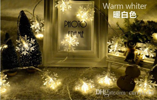 2017 top sale wholesale led lights flashing light 10m4msnow christmas tree wedding festival decoration lamp flashing light christmas lights christmas tree