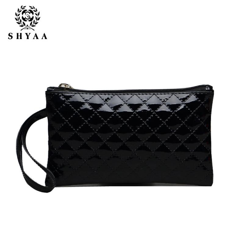 247d307f59 Wholesale- SHYAA Small Wholesale 2016 New Handbag PU Lingge Women ...