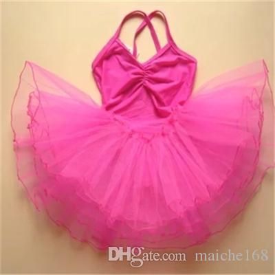 robes de danse pour enfants robe de ballet ballet jupe filles robe de danse d'été