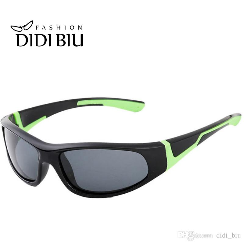 1d8f57aeae31 DIDI Kids Polarized TR90 Titanium Sunglasses Children Safety Glasses Girls Boys  Eye Protection Sun Glasses With Case Oculos Infantil C477 Glass Frames ...