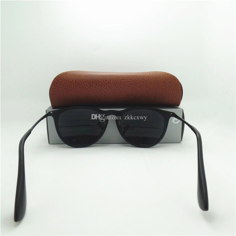 Alta qualidade Novo olho de gato Marca Designer de Moda Homens Mulheres Óculos De Sol Óculos de Proteção UV Do Esporte Do Vintage óculos de Sol Com caixa Bworn