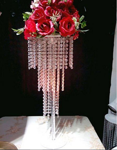 new mental Wedding decoration mental flower vase Centerpieces For Wedding Table