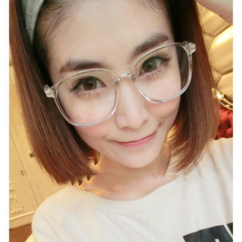 e0011a8b6c 2019 Wholesale 2016 Vintage Round Glasses Frame For Women Men Nerd  Eyeglasses Frames Men Clear Fake Glasses Eyewear Oculos Optical Frame From  Heheda1