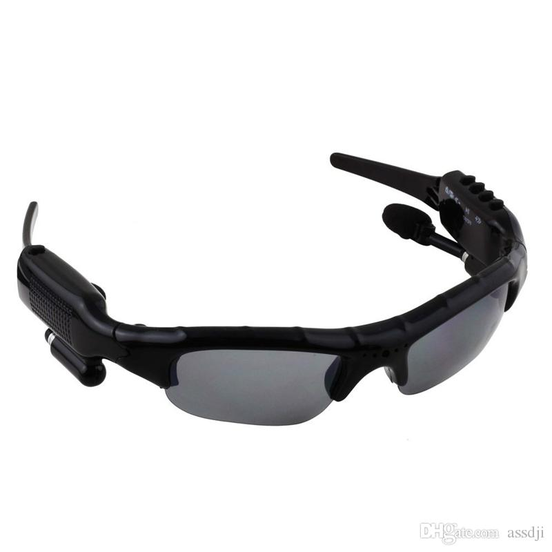 e35df2c0a5 Spy Bluetooth Sunglasses Camera Video Recorder MP3 Player Glasses DV ...