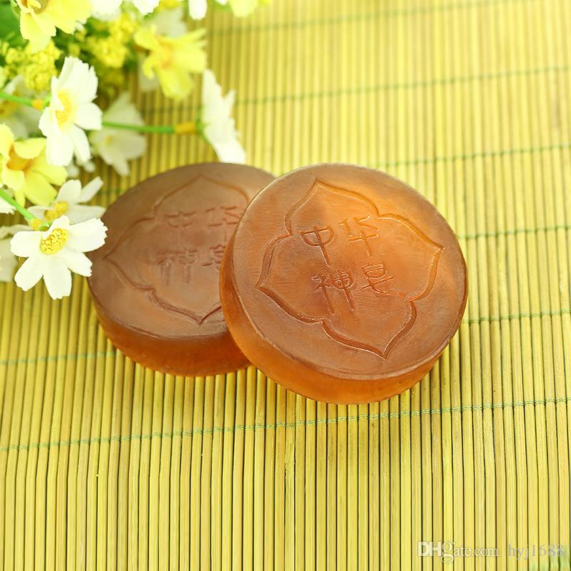 Hot Magical Traditional Chinese Medicine Whitening Soap Oil Control ...