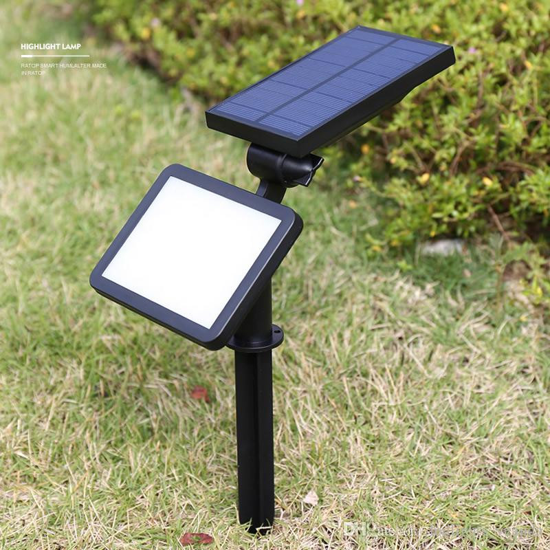 Ip65 Ac85-265v 6w Led Lawn Lamp Spot Light Outdoor Lamp 6w Yellow Red White Waterproof Led Landscape Led Flood Light Clear And Distinctive Outdoor Lighting