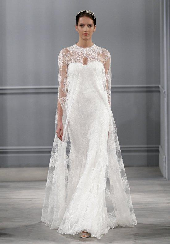 Strapless Modified Trumpet Sheath Lace Wrap Wedding Dresses 2018 ...