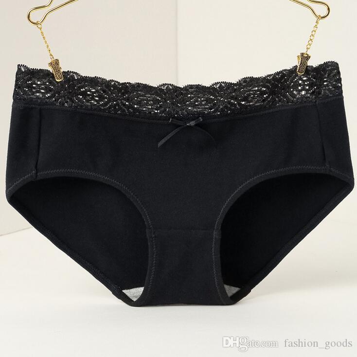 Pantalones de mariposa nuevos para mujer pantalones de algodón de color sólido de gran tamaño ropa interior de mujer NP040