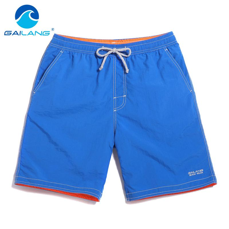 791823cb9d Gailang Brand Male Beach Shorts Bermuda Masculina Men Quick-drying ...