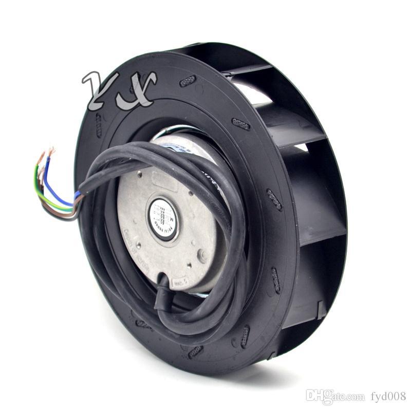 YENI 180 disk santrifüj fan YWF.B2S-180 220 V 0.26A fan 54 W plastik çark santrifüj fan 180 * 65mm