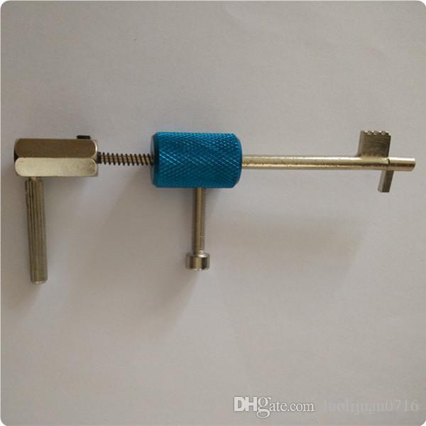 High quality Lever Tumbler locks pick set household professional locksmith tool sub-lock coffer tool