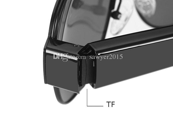 sunglasses Camera HD 1920x1080P AVI video 30FPS Super Mini DVR Slim Glasses Camera Portable Camcorder with retail box