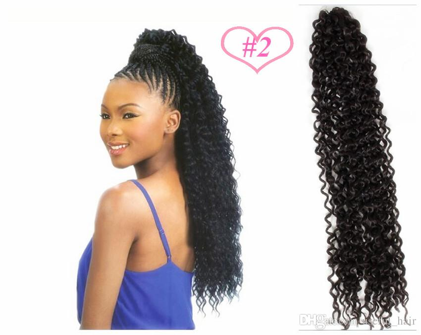 Freetress Crochet Braid Water Wavebraids Synthetic Drop Shipping