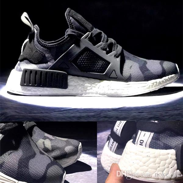 Basket adidas Originals NMD XR1 Primeknit Ref. BB2370