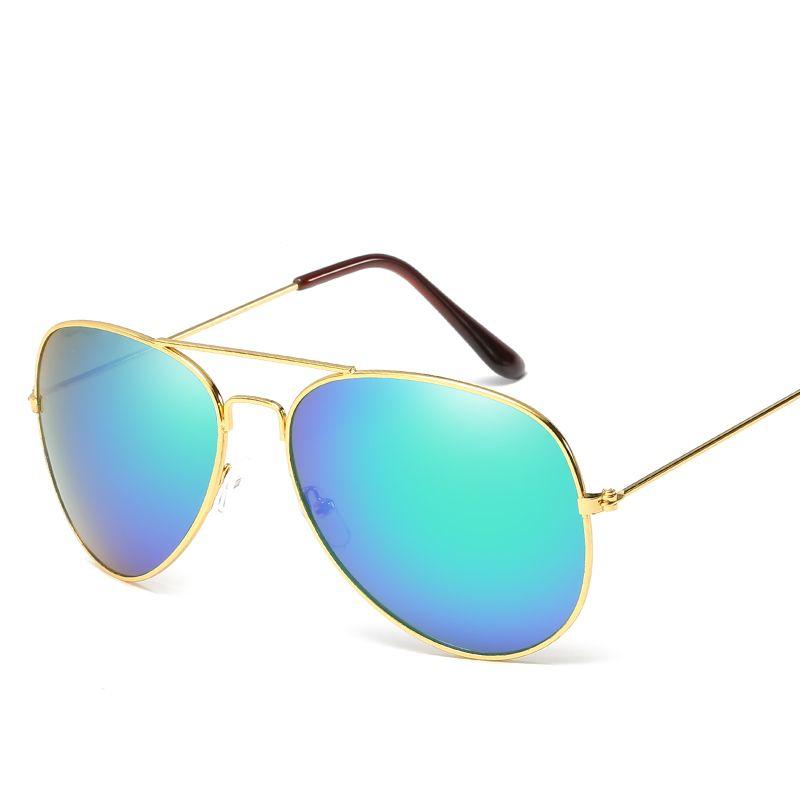 dbf80d2782a Colored Polarized Men Sunglasses Cheap Man Driver Fashion Designer Gold  Frame Vintage Men Colorful Sunglasses UV400 With Case Sunglasses Uk  Polarised ...