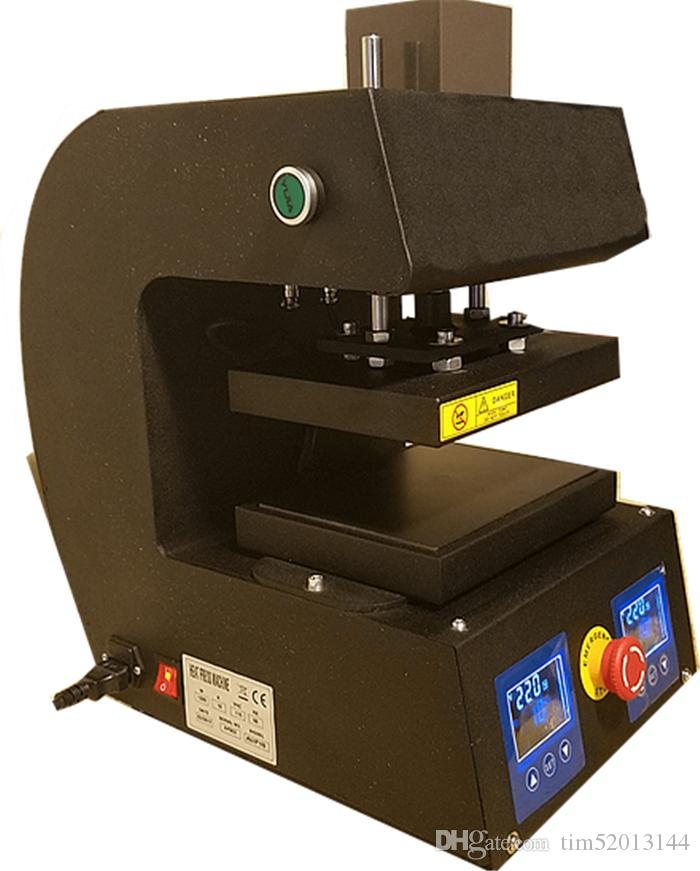 Wholesale 110V/220V Electric Dual Heating Plates Heat Rosin Press