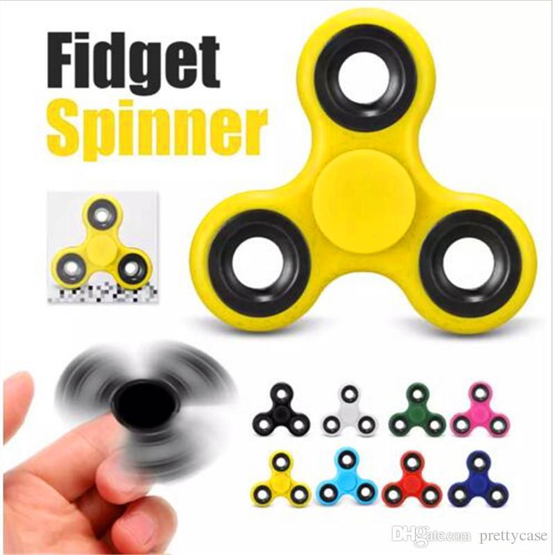 Black Universal Spinner Bag For Hand Spinner Storage Simple Design Bags For Children Adult Edc Fingertip Gyro Toys Fidget Spinner Toys & Hobbies