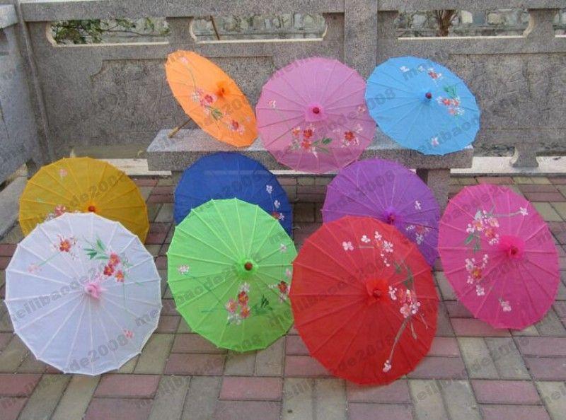 NEUE handgemachte chinesische transparente Sonnenschirme Brauthochzeits-Sonnenschirme S Size / L Size MYY