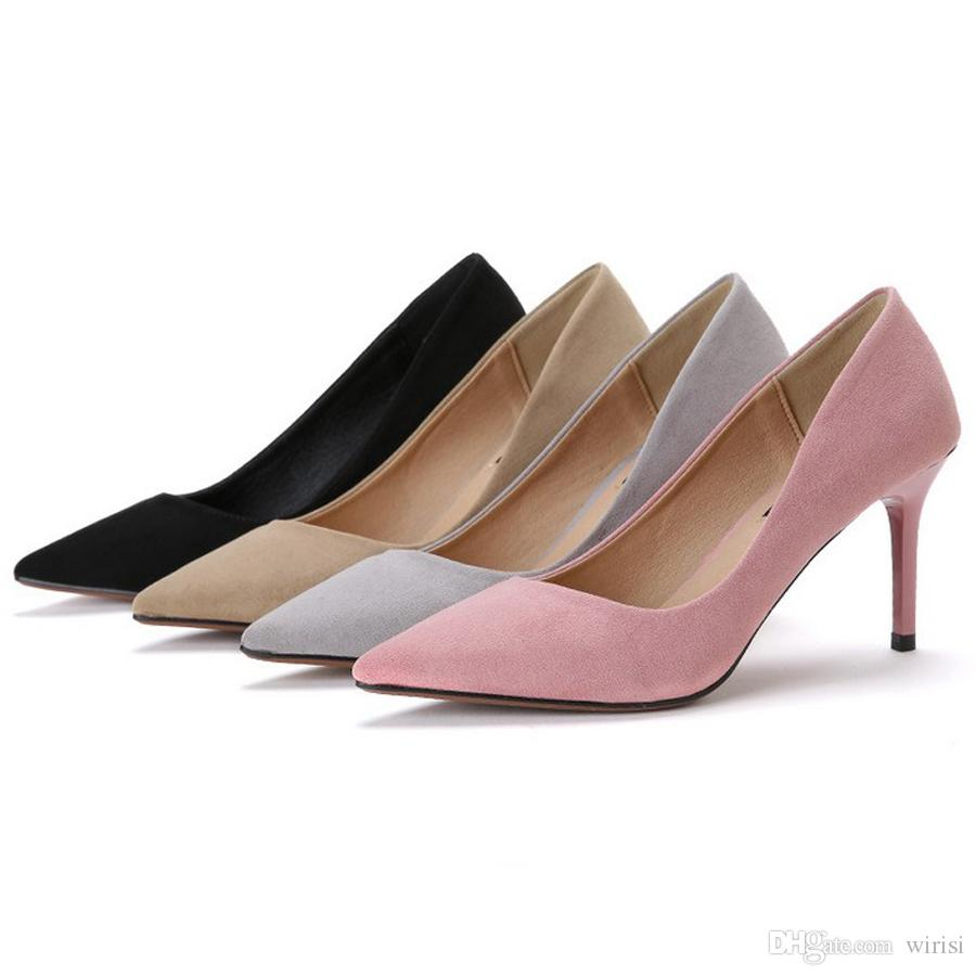 Shop women pumps online from lemkecollier.ga, we provide various quality high heels in the latest style with affordable price. What kind of the style of women shoes is your favorite, here you can find all kinds of styles, like ankle strap platform pumps, ankle strap pointed toe pumps, chunky heel pumps, gladiator heels, leopard print high heels, no heel platform shoe, peep toe pumps.