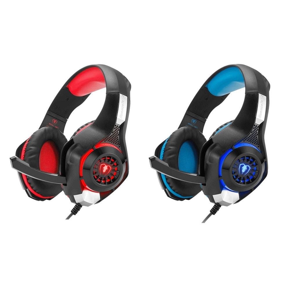 Beexcellent GM 1 LED Light Stereo Gaming Headset With Mic Clear Voice  Transmission Headphones For Computers Game Listening Music Wired Headsets  Wired ... 4450e5d8c749