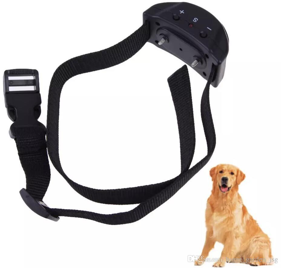 2017 Free DHL New PET853 Anti-Bark No Barking Tone Shock Training Collar For Small Medium Dog
