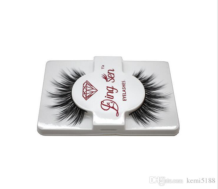 New False Eyelashes Manufacturers Produced A Pair Of High End Water