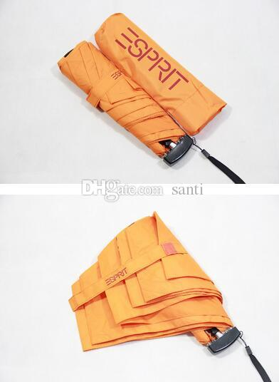 NUEVO paraguas Mini Bolsillos Paraguas 165g Pequeño Niño Plegable Paraguas Hombres Sun Rain Gear Sombrero