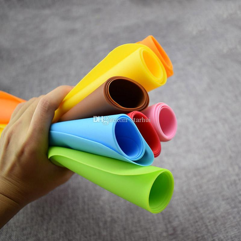 40 * 30CM 실리콘 Nonstick 베이킹 매트 패드 재사용 가능한 플레이스 매트 어린이 테이블 매트 주방 방수 안티 - 스키드 절연 컵 보울 매트 WX9 - 51