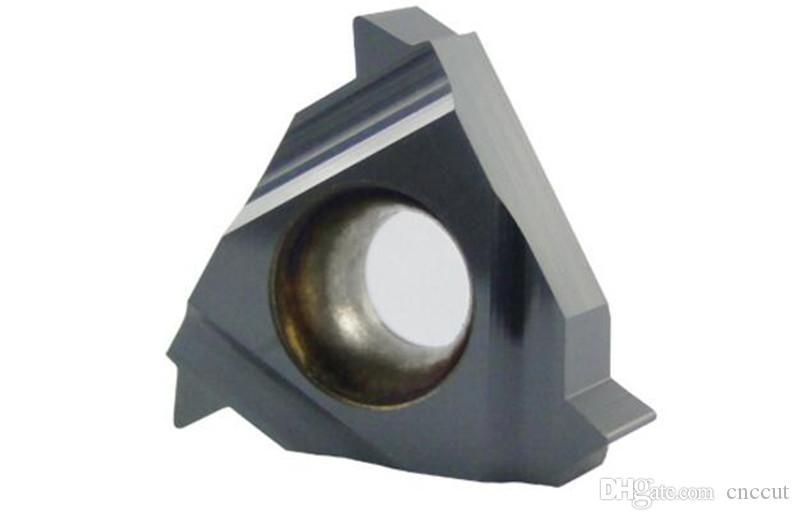 Gewindeschaufelzahnblatt-Titanbeschichtungspfannenabstand 22NR / LN60 08NRA60 16NRA60 11NRA60 geben Verschiffen frei!