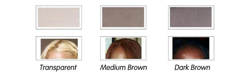/ Couleur noire 16cmx12cm Taille Wig Caps Pour Faire Des Filets De Cheveux De Queue De Cheval Couleur Noire Expédition Rapide En Stock