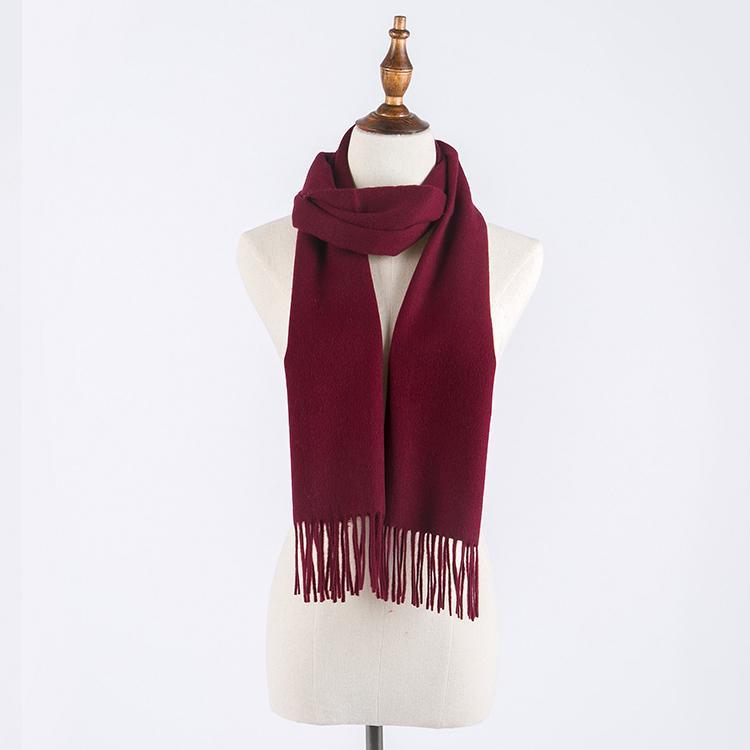 2019 Moda Unisex invierno diseñador 100% cachemira bufanda de las mujeres y los hombres a estrenar de lujo del tamaño grande clásico Compruebe bufandas pashminas Infinity