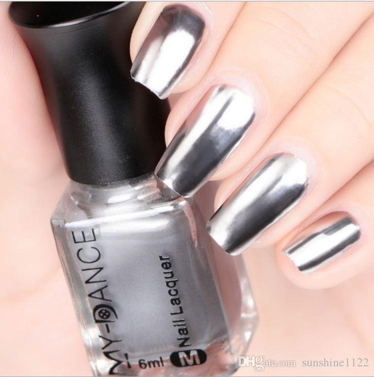 Nail Polish Silver Water Soluble Katy Perry Metailcs Katy Perry Nail ...