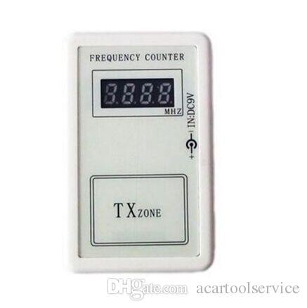 250-450 ميجا هرتز قارئ التردد مكافحة راديو السيارة الارسال تردد عداد لاسلكي للتحكم جهاز كاشف السيارات