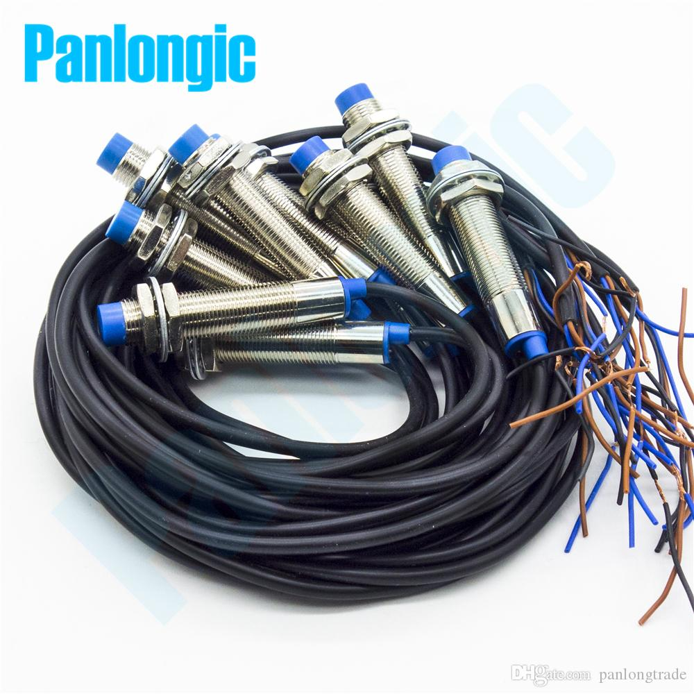 New Panlongic Lj12a3 4 Z By Inductive Proximity Sensor Switch Pnp Wiring Diagram Dc6 36v No Normally Open High Quality Online