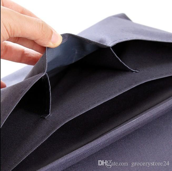 Bracciolo Organizzatore Divano Bordo Letto Hang Bag di stoccaggio Pratico pieghevole Multistrato Organizzatore Sacchetti di smistamento riviste di controllo remoto