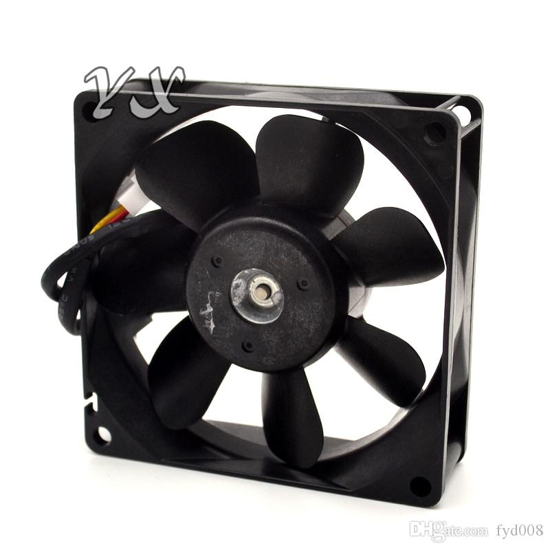 New imported Japanese IIP68 waterproof fan 8025 12V 9WP0812H401