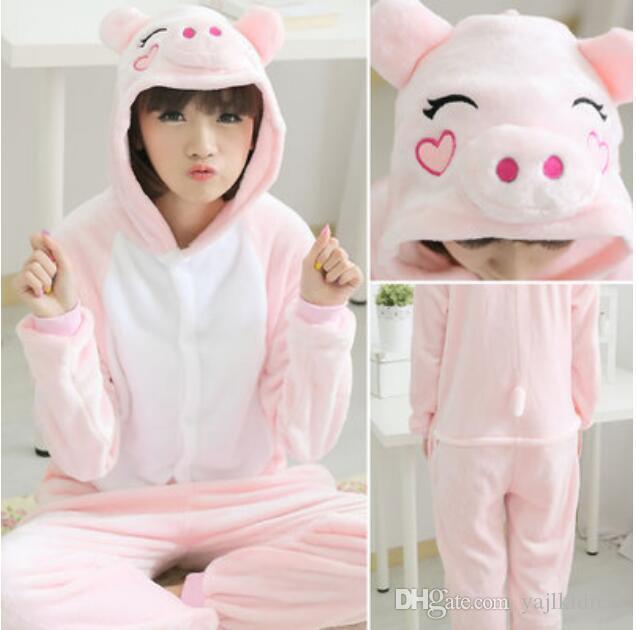 5e97ebdb4b13 Acquista Little Pink Pig Kigurumi Pigiama Animal Adits Cosplay Outfit  Costume Di Halloween Abbigliamento Adulti Costumi Cartoon Unisex Animal  Sleepwear A ...