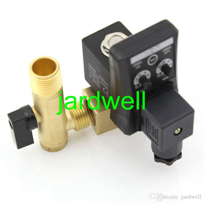 G12inch Air Compressor Auto Drain Valve with Timer Two Position