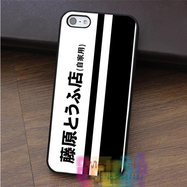 brand new dd2f8 95827 Initial D AE86 fashion cell phone case for iphone 4 4s 5 5s 5c SE 6 6s 6  plus 6s plus 7 7 plus #qx0480