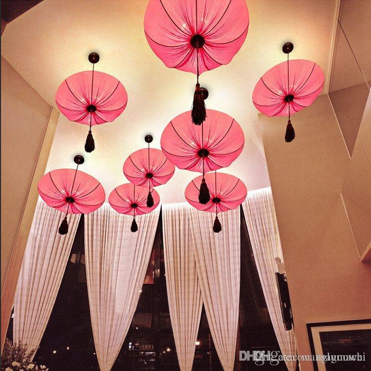 New Chinese Style Chandelier Antique Art Living Room Restaurant ...