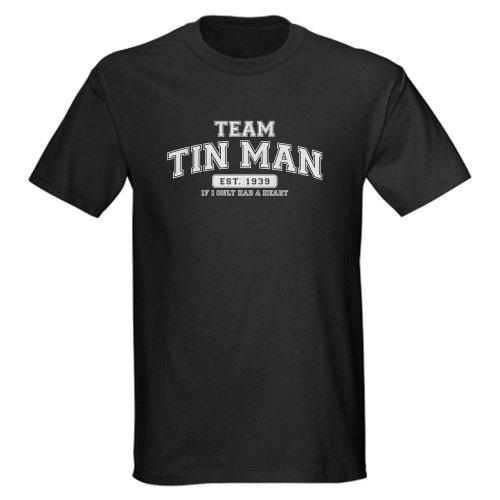6e9250e41d03cd CafePress Team Tin Man If I Only Had A Heart Dark T Shirt Buy T Shirt  Designs Printing Tee Shirts From Beidhgate05, $11.01| DHgate.Com
