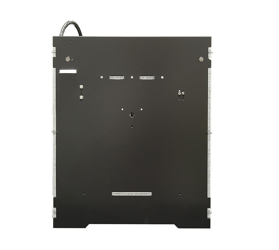 2017 neuer Upgrade-Desktop 3D-Drucker integraded Box Größe Big Druckgröße Aluminiumrahmen LCD-16G TF-Karte für Geschenk Optional Glühfaden