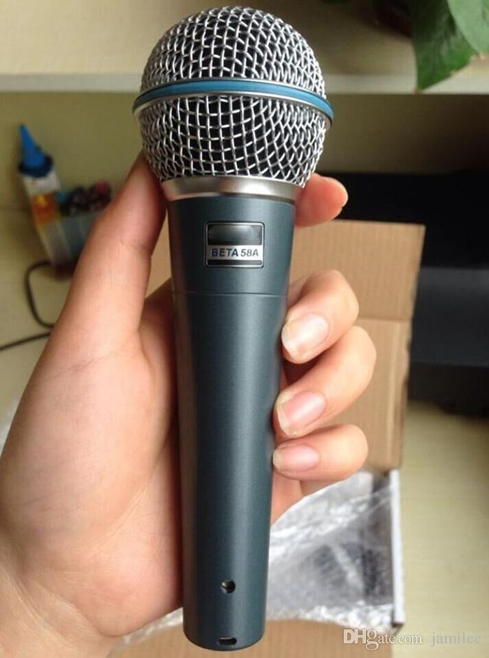 2017 grace A with transformer inside best quality karaoke professional manufacturer enping stage karaoke beta wired microphone beta58a mic