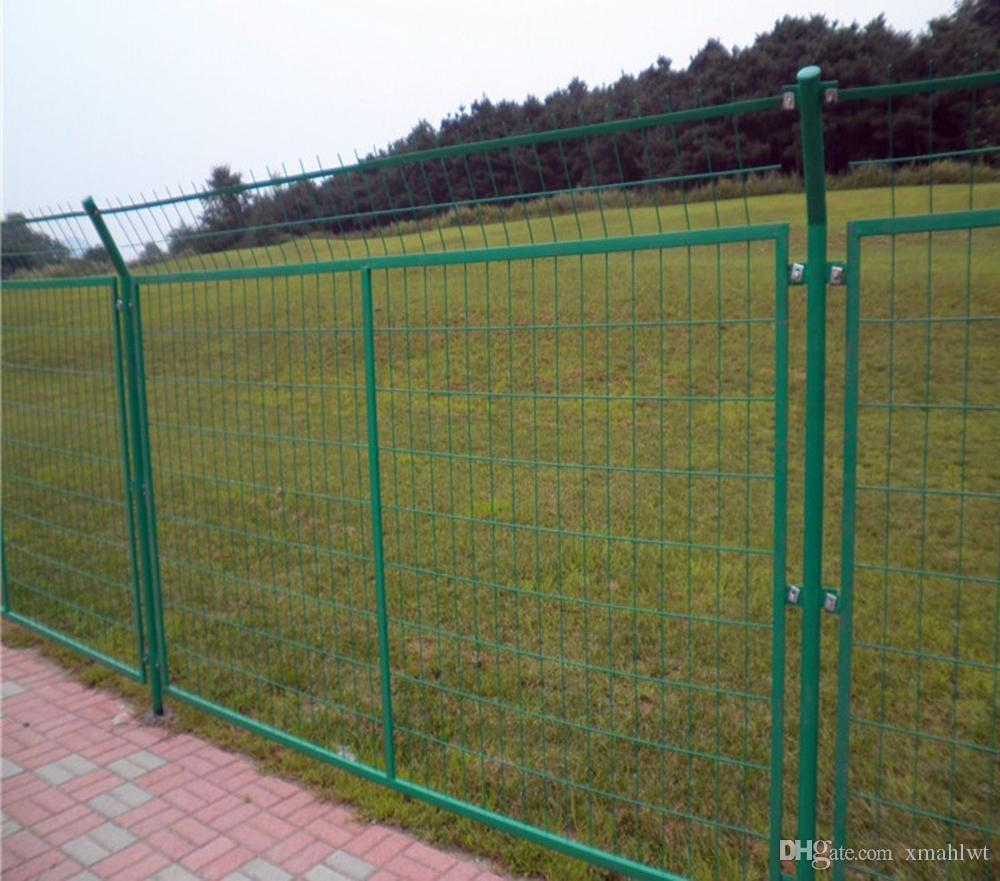 2018 Wholesale Mid High Security Fence Galvanized Welded Wire Fence ...