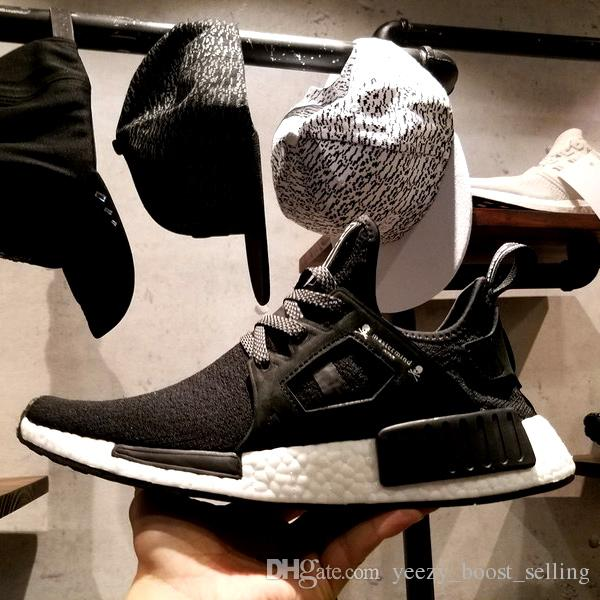 Cheap Adidas NMD City Sock Black/White / Coming Soon