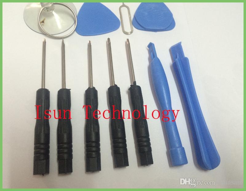 11 in 1 hot Sale Screwdriver Set Repair Tools Mobile Phone Repairing Opening Tool for Laptop Tablet Smartphone